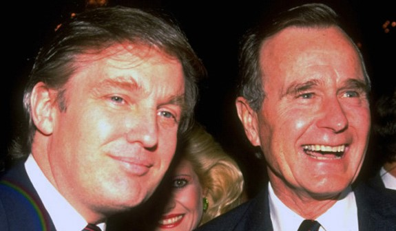 Trump-Bush-8